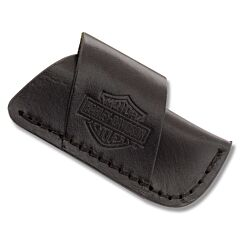 Case Harley-Davidson Side Draw Leather Sheath