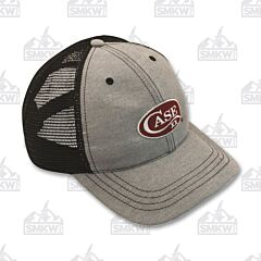 Case Black Oxford Cap Model 52504