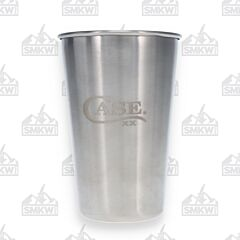 Case Stainless Steel Pint Cup