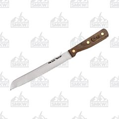 Case Walnut Handle Bread Knife