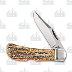 Case Bose 6.5 Bone Stag Locking Lanny's Clip