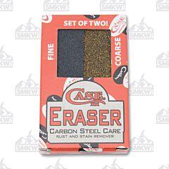 Case Eraser Carbon Steel Care