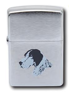 Zippo Hound Dog Lighter