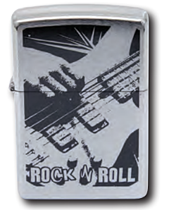 Zippo Rock N Roll Lighter