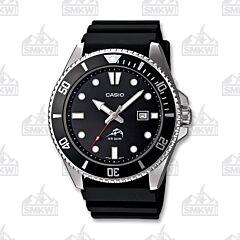 Casio Men's Dive Watch Black