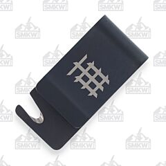 Halfbreed Black Cash and Card Clip