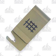 Halfbreed Cash & Card Clip Ranger Green