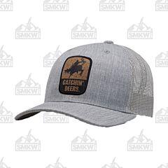 Catchin' Deers Heat Gray Giddy Up Mesh Hat
