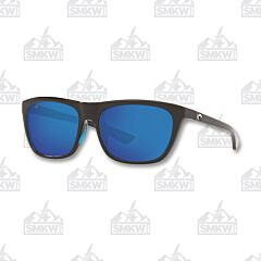 Costa Cheeca Shiny Black Sunglasses