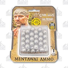 Camillus Mentawai Slingshot Carbon Ammo Balls