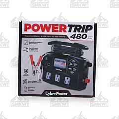 CyberPower 480 Power Inverter Black