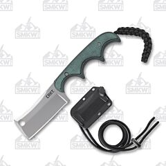 CRKT Minimalist Cleaver Neck Knife