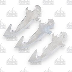 Cold Steel Click N Cut Guthook Replacement Blades 3 Pack