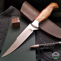 Gaetan Beauchamp Custom Stabilized Wood Handles
