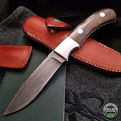 S. R. Johnson Mammoth Ivory Hunter