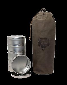Campcraft Outdoors Campers Food Tin Bag with Tins