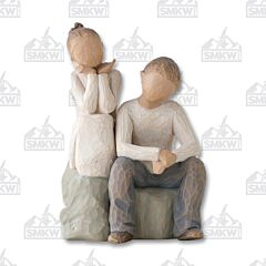 Demdaco Willow Tree Brother and Sister Figurine