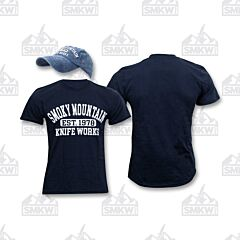 SMKW Navy Blue Hat Navy Blue Shirt Combo