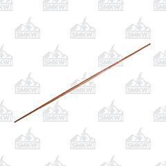 "60"" Red Oak Wood Jo Staff with Toothpick Design Model 19065"