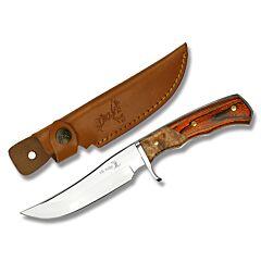 Master Cutlery Elk Ridge Pakkawood Hunting Knife