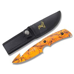 Master Cutlery Elk Ridge Orange Camo Hunter