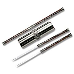 Double Ninja Sword Baton