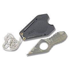 Master Cutlery MTech Grenade Neck Knife Camo