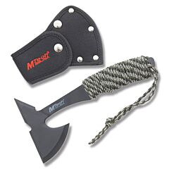 "MTech 9"" Hatchet with Camo Cord Wrapped Handle"