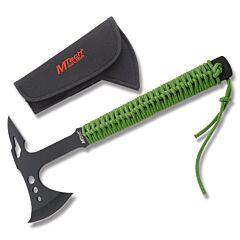 Master Cutlery MTech Tactical Axe Green