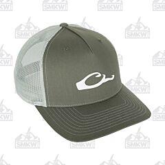 Drake Green 5 Panel Slick Logo Cap
