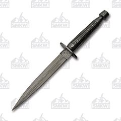 Rite Edge Damascus Commando Dagger Damascus Handle