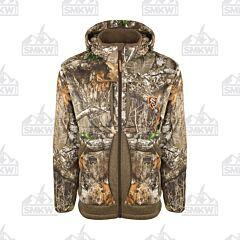 Drake Stand Hunter's Silencer Jacket Realtree Edge