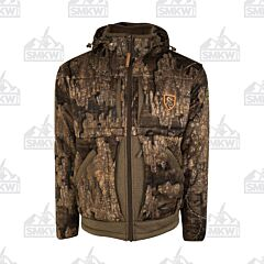 Drake Stand Hunter's Silencer Jacket Realtree Timber