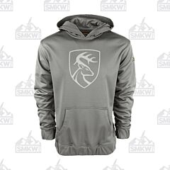 Drake Non Typical Performance Hoodie with Agion Gray