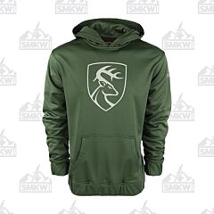 Drake Non Typical Performance Hoodie with Agion Olive