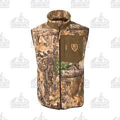 Drake Windproof Layering Vest Realtree Edge
