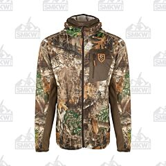 Drake Pursuit Realtree Edge Full Zip Hoodie with Agion Active XL