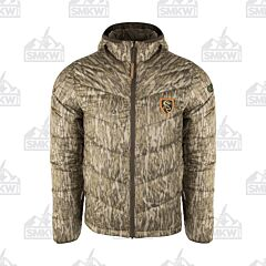 Drake Pursuit Synthetic Down Full Zip with Agion Active Bottomland
