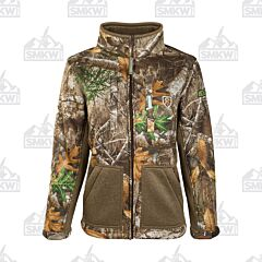 Drake Women's Silencer Jacket Realtree Edge