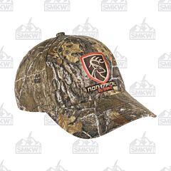 Drake Non Typical Logo Camo Cotton Cap Realtree Edge