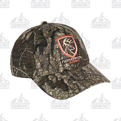 Drake Non Typical Logo Camo Cotton Cap Realtree Timber