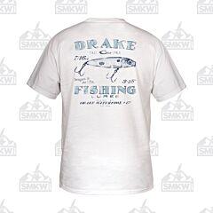Drake DPF Topwater Short Sleeve Shirt