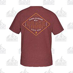 Drake DPF Diamond Short Sleeve Shirt