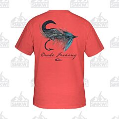 Drake DPF Fly Shirt Coral