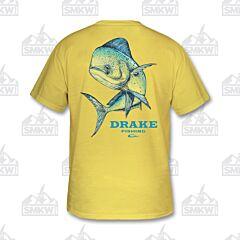 Drake DPF Mahi Shirt Banana