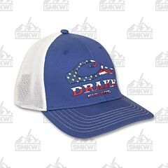 Drake DPF Stretch Fit Cap Americana Blue