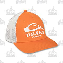 Drake DPF Stretch Fit Cap Orange