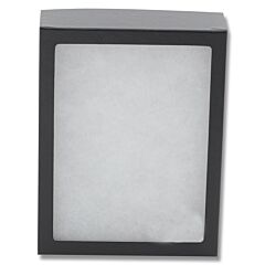 "Hardboard Display Case 8"" X 6"" X 2-1/8"""