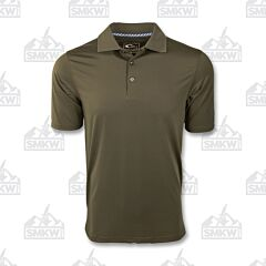 Drake Performance Stretch Polo Olive