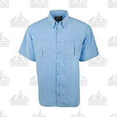 Drake Flyweight Shirt Car Blue